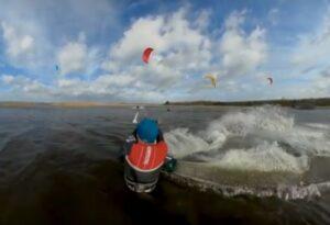 Kitesurfen met GoPro Max 360