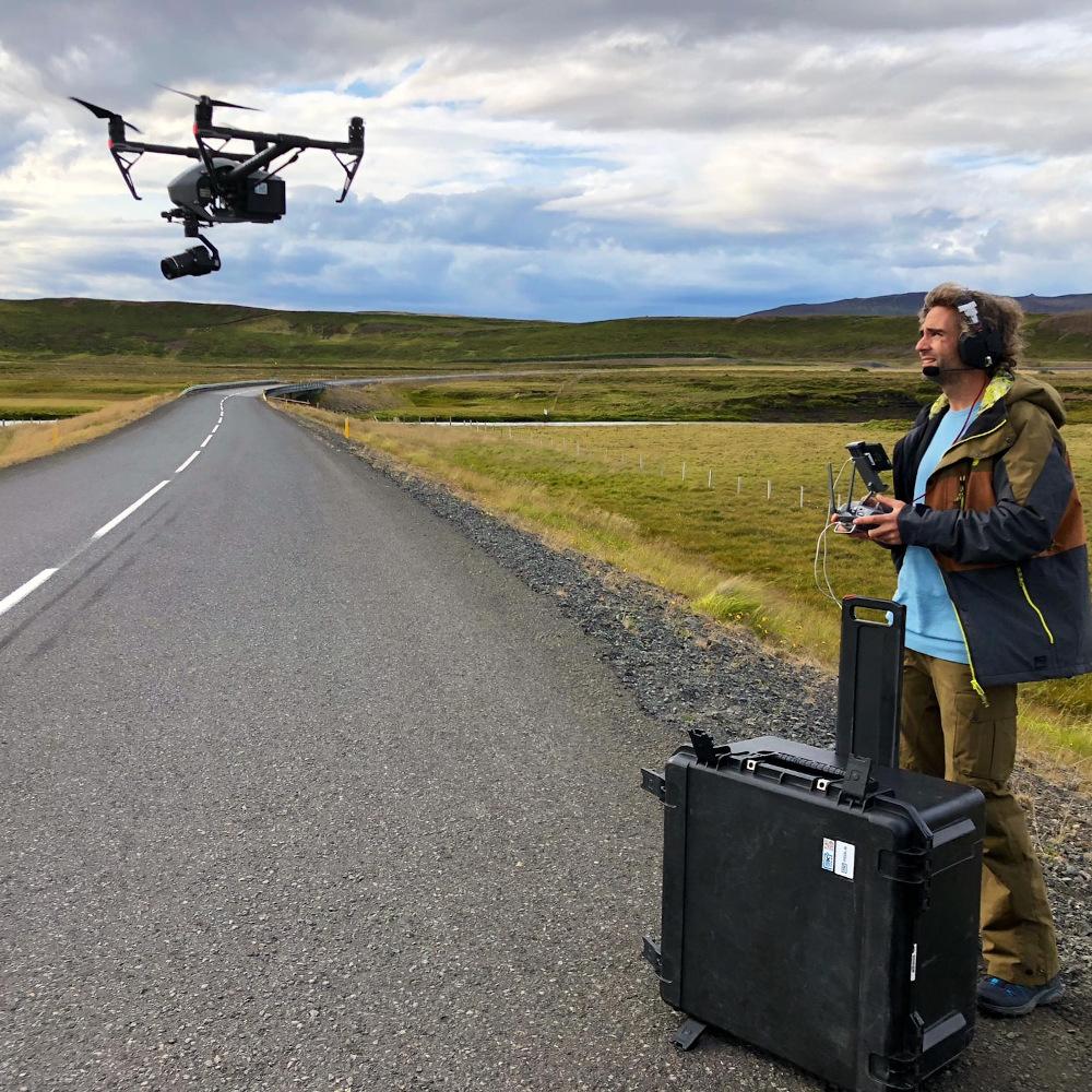 Kitesurfen-kiteboarden-met-drone