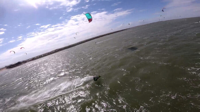 Review kitesurf-kites Big Air Test