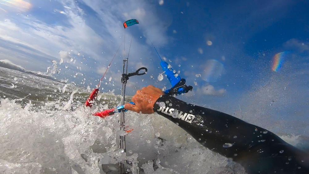 Review-XCLEAR-GoPro-kitesurfen-kiteboarden