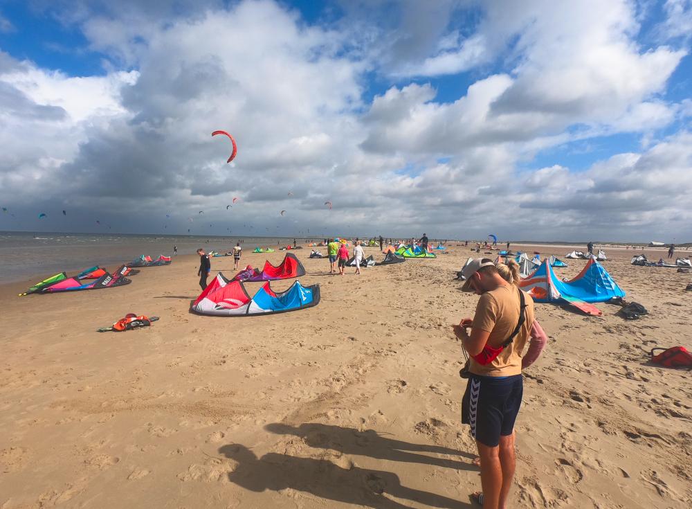 kitesurf vereniging