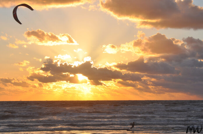 Kitesurfers fotograferen - Interview Ton de Wever