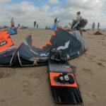 Naish kitesurf-set