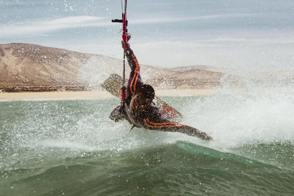 Fluid Kiteboarding